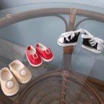 Туфельки для девочек Паола Рейна  (32 см)