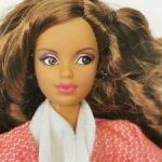 Голова Barbie Miss Amethyst (Барби Мисс Аметист мулатка)