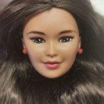 Голова куклы Барби Киры перуанки