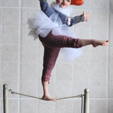 Ожившие куклы Деды Юрлы: Стояна