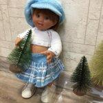 Елочки для Ваших куколок