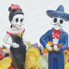 Скелетончики в мексиканском стиле. Часть 2