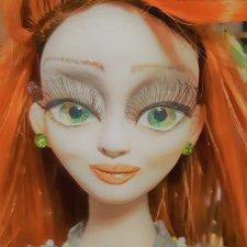 Балерина. Кукла шарнирная, интерьерная. Моя мечта - балет