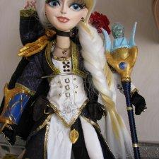 Кукла шарнирная Джайна Праудмур, Дочь морей