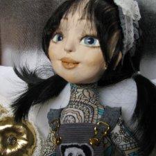 Катюша, игровая кукла