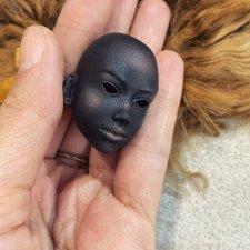 По запросам показываю совсем чёрных кукол