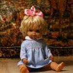 Кукла ГДР 50 см