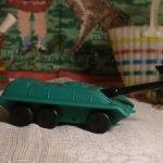 Самоходная артиллерийская установка СССР, клеймо