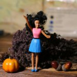 Миниатюрная куколка, Mattel