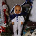 Куколка ГДР