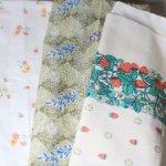 Винтажные ткани для пошива кукольных нарядов