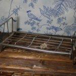Кукольная кроватка СССР.