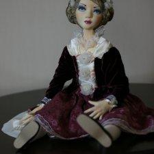 Авторские куклы Ларисы Гилевской
