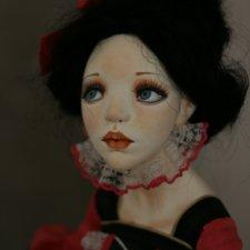 Авторские куклы Ларисы Гилевской, новые работы, часть вторая