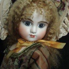 Реплика антикварной куклы Steiner от Mary Lambeth