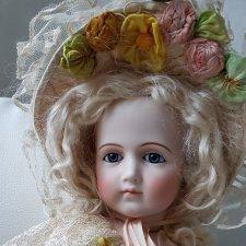 Нежнейшая красавица портретная Jumeau от Бранки Шерли
