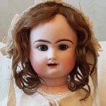 Чудеcная живая девочка от Rabery Delphieu 70см__СРОЧНО!! До конца октября -5000 рублей.