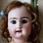 Чудеcная живая девочка от Rabery Delphieu 70см