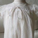 Оригинальные Антикварные платье и Боннет для антикварной куклы, куклы-реплики