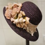 Шляпка для антикварной куклы, куклы-реплики