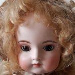 Реплика антикварной куклы Франсуа Готье (FG) от Lynda & Alan Marx (США)