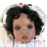 Характерная девчушка Opal (Опал) от Линды Стил (Linda Steele) Cottage Collectibles от Ganz