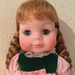 Куколка от Мадам Александер. Бесплатная доставка