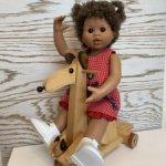 Деревянный друг для кукол формата Вихтель и Фейсинка