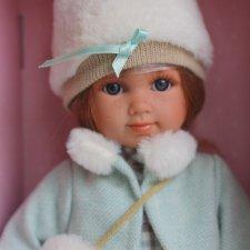 Кукла Елена с сумочкой, 35 см