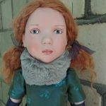 Продам куклу Луна - Солей от Цвергнезе Zwergnase 50 см