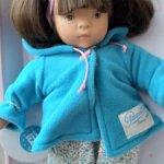 Продам малышку Лу Петитколин Petitcollin от Sylvia Natterer 27 см