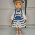 Продам куклу голышку Берхуан  Berjuan 35  см #3