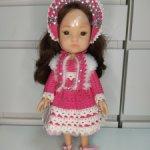 Продам куклу голышку Берхуан  Berjuan 35  см #6