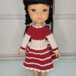 Продам куклу голышку Берхуан  Berjuan 35  см #11