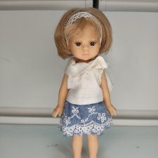 Продам куклу Мини Амигос Блондинку с каре, от Паола Рейна Paola Reina