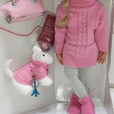 Продам куклу Анну в Париже от Готц Gotz