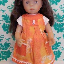 Продам куклу Таточку Минуш  Minouche от Кэти Крузе Kathe Kruse