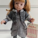 Продам куклу Минуш Minouche Галу от Сильвии Наттерер Sylvia Natterer Katherine Kruse