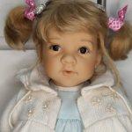 Продам куклу  Амели 2001 Готц Gotz by Elizabeth Lindner