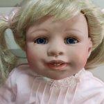 Продам куклу Tabitha  861 /1500 от Petra Lechner 68 см
