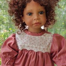Продам куклу  от Анджелы Саттер Angela Sutter 2007