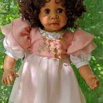 Продам куклу мулаточку Tonino 2007 от Angela Sutter Анджелы Суттер 301/500