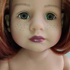 Продам куклу Елену Лимитированый выпуск от Готц, Gotz 36 см Нюд