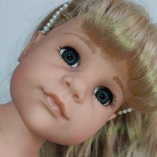 Продам куклу Ханну Принцессу Полный комплект от Готц Gotz или Нюд 7000