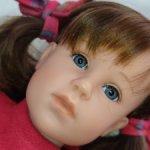 Продам куклу Натали в оригинальном аутфите на мягком теле от Готц Gotz