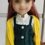 Продам куклу Бэллу в желтой кофте от Руби Ред, Ruby Red