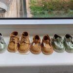 Продам лот кожаной обуви для Минуш Minouche