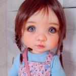 Мае fair Meadow dolls с автор. мейком, маникюром, педикюром. Новая! Очень снижена цена! Была 120000!