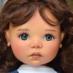 Серые глаза-рыбки 16 мм для Мае, Aya, Ardyn Meadow dolls. Новые! В идеале! Сегодня цена 1500!