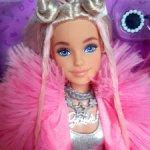 Барби Barbie Экстра в розовой куртке. Новая, не распакованная!